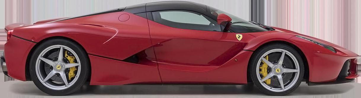 Ferrari hos Selected Car Collection