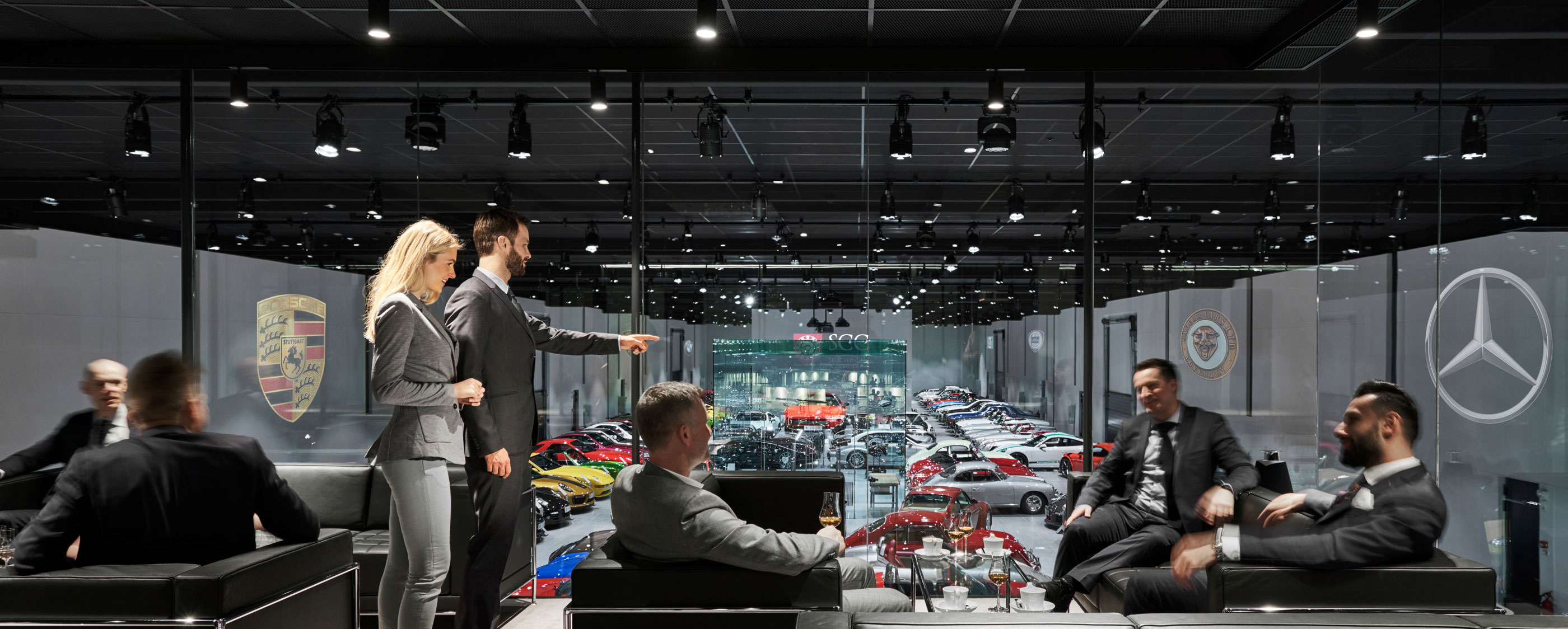 Eklusive events - Selected Car Collection